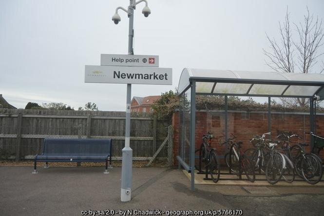 Newmarket Station