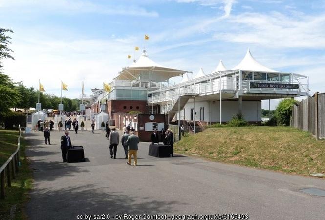 Goodwood Racecourse Main Entrance