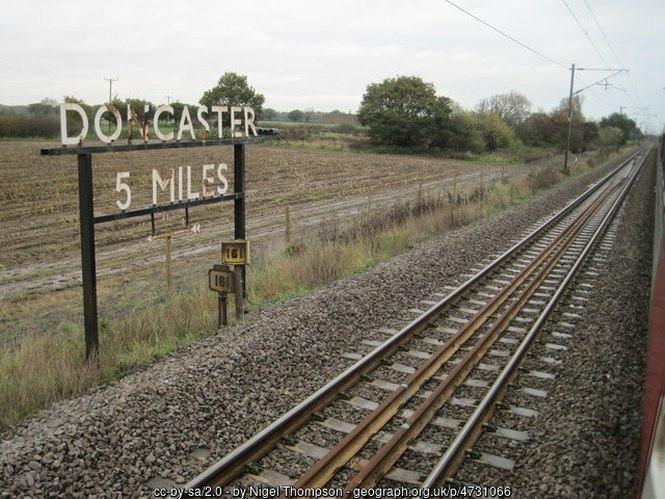 Doncaster Trainline