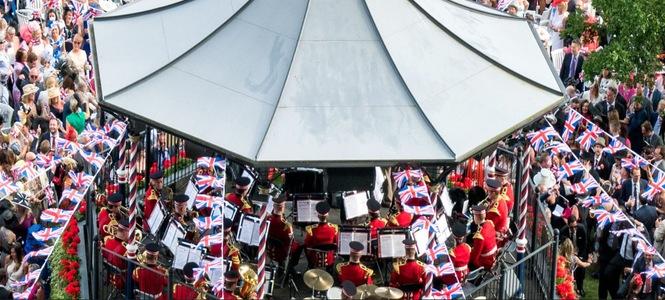 Royal Ascot band