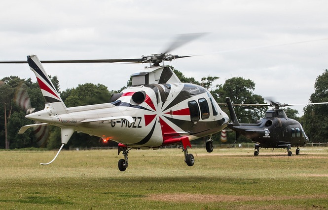 Royal Ascot Helicopter