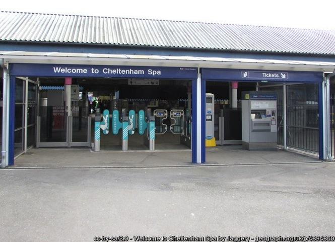 Cheltenham Train Station