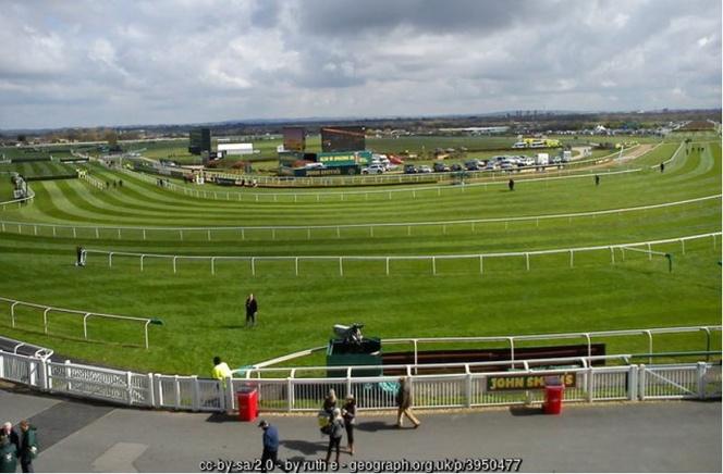 Aintree Racecourse Grand National