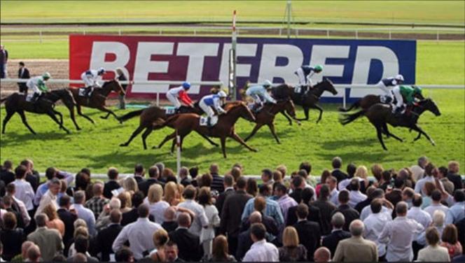 Betfred Horse Racing Sponsor