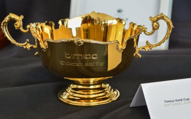 Cheltenham Gold Cup Trophy