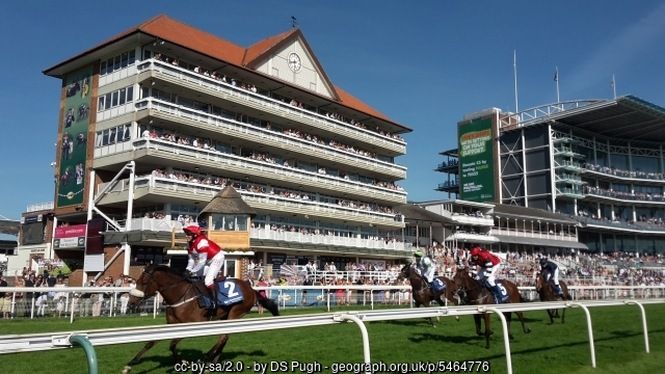 Ebor Festival York Racecourse