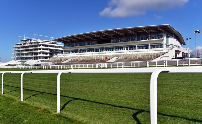 Epsom Racecourse Grandstand