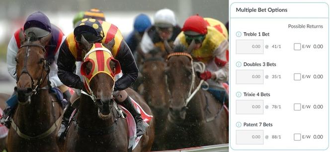 Horse Race Bet Types