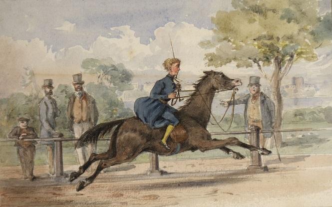 Horse Racing History