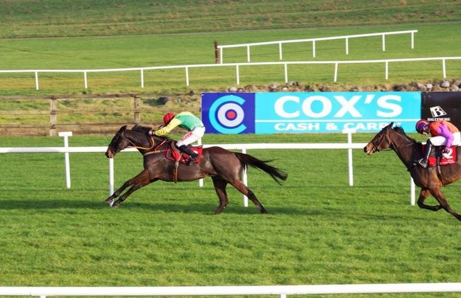 Punchestown Race
