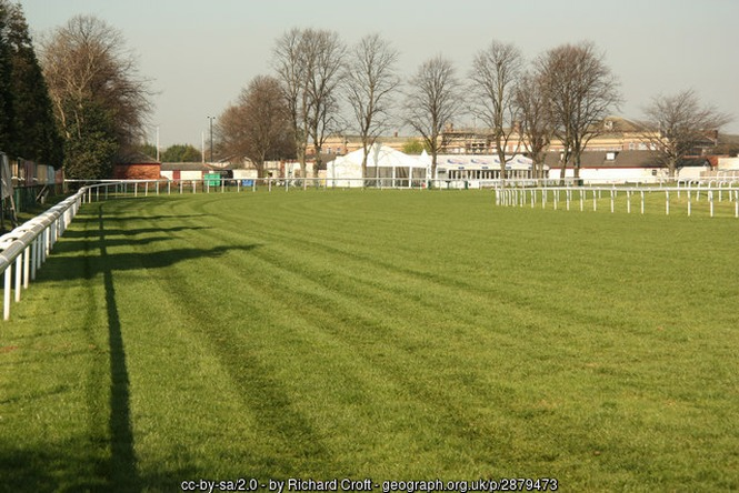 St Leger Stakes Course