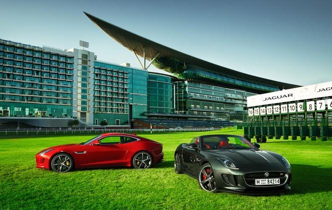 Weydan Racecourse Dubai