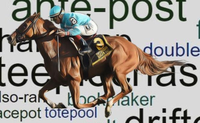 Glossary Horse Racing